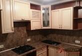 Кухня из МДФ рамочный №2
