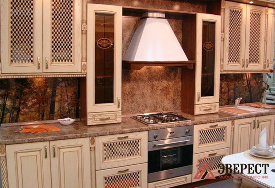 Кухня из массива №1