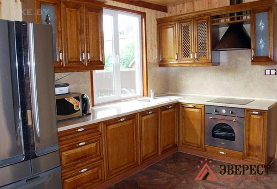 Кухня из массива №8