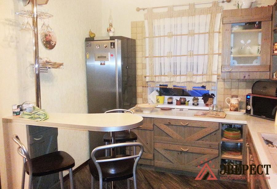 Кухня из массива №9