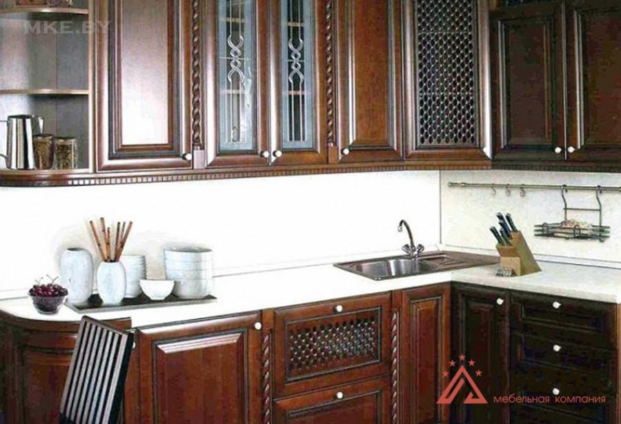 Кухня из массива №11