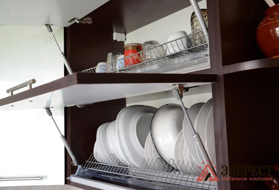 Кухни из пластика №8