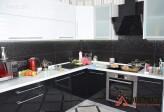 Кухни из пластика №26