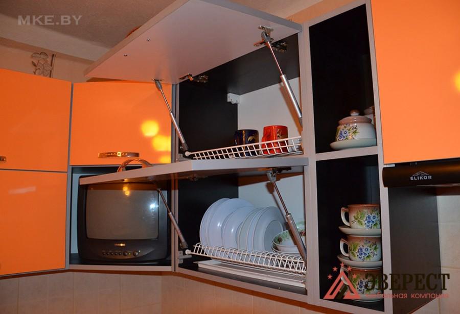 Кухни из пластика №27
