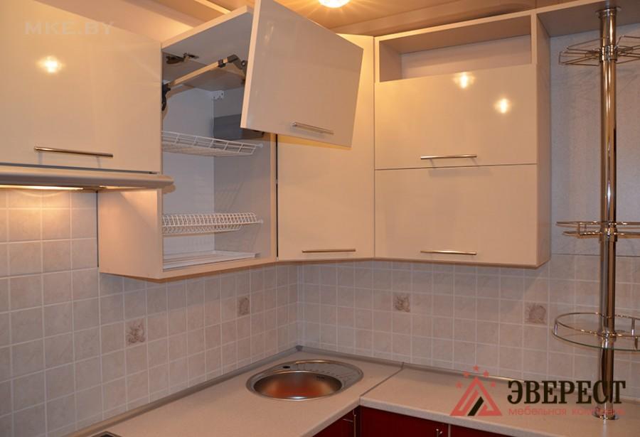 Кухни из пластика №31