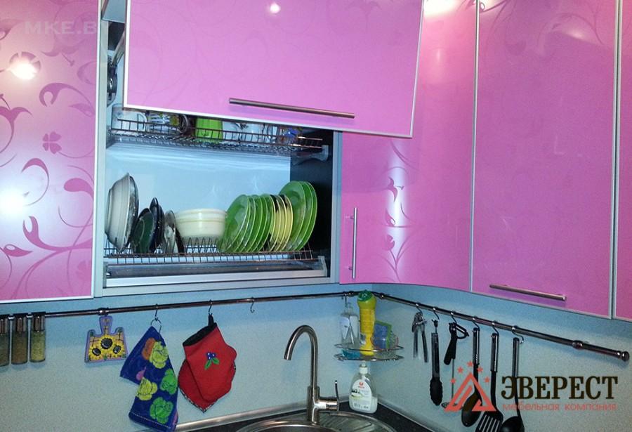 Кухни из пластика №65