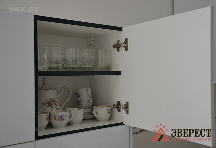 Кухни из пластика №66