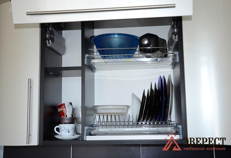 Кухни из пластика №69
