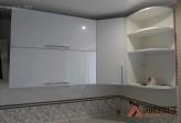 Кухни из пластика №45