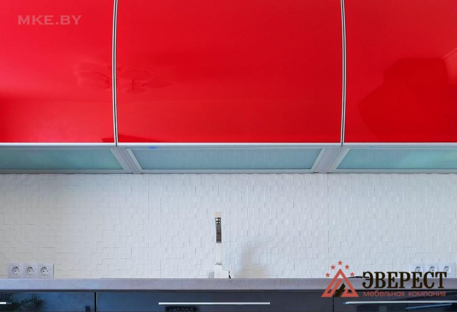 Кухни из пластика №49