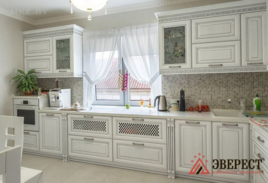 Кухня из массива №17