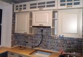 Кухня из МДФ крашенного №15