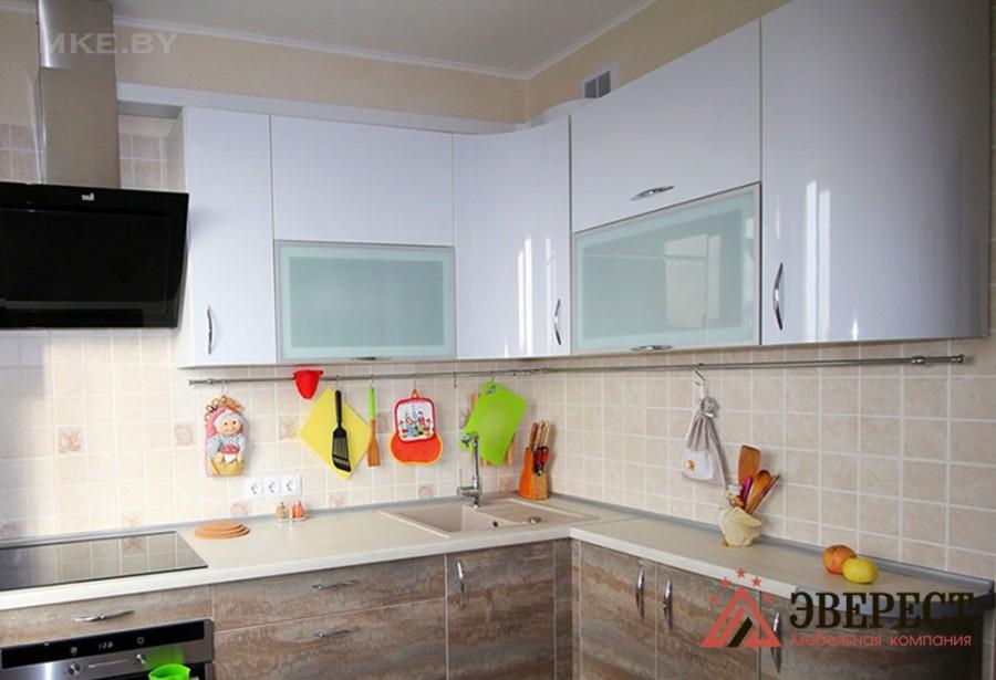 Кухни из акрила №2