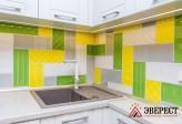 Кухня из МДФ крашенного №23