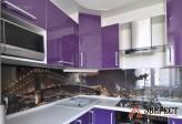 Кухни из пластика №82