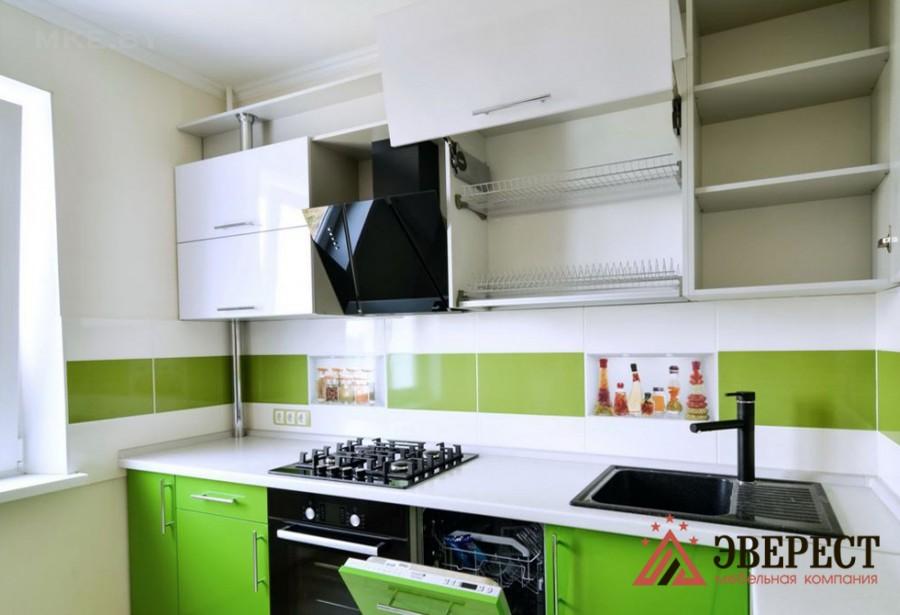 Кухни из пластика №87