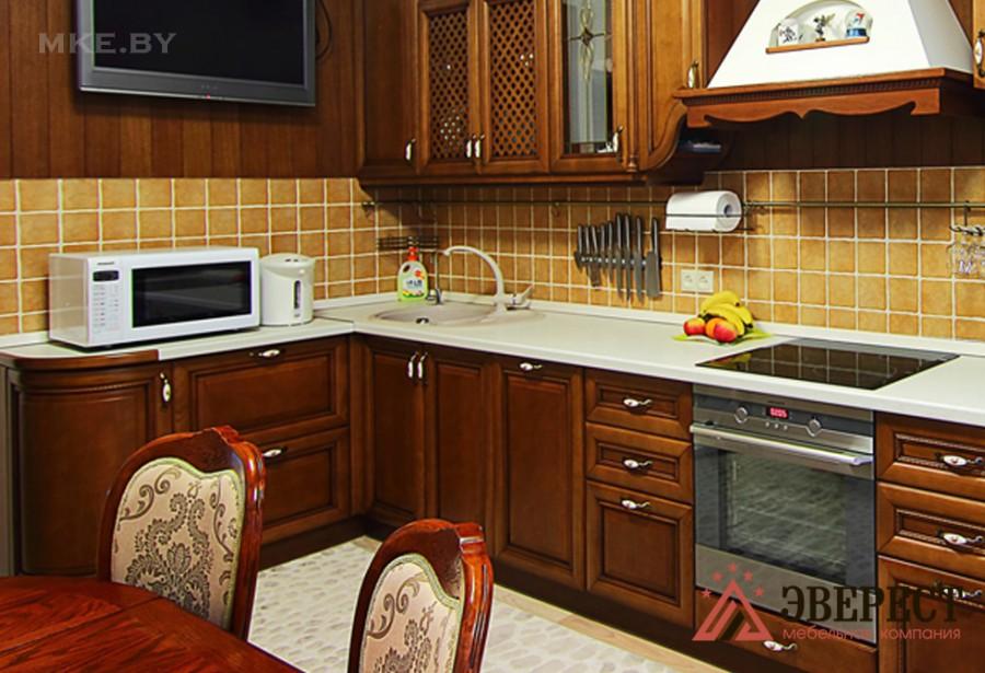 Кухня из массива №19