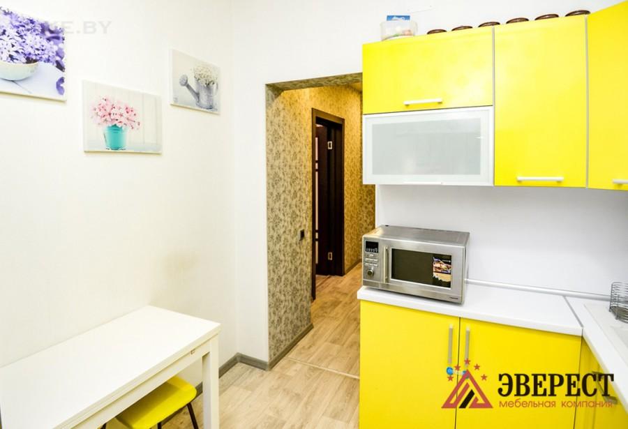 Кухни из акрила №14