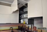 Кухня из МДФ крашенного №50