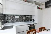 Кухня из МДФ крашенного №51
