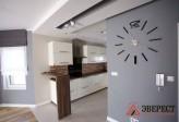 Кухня из МДФ крашенного № 70