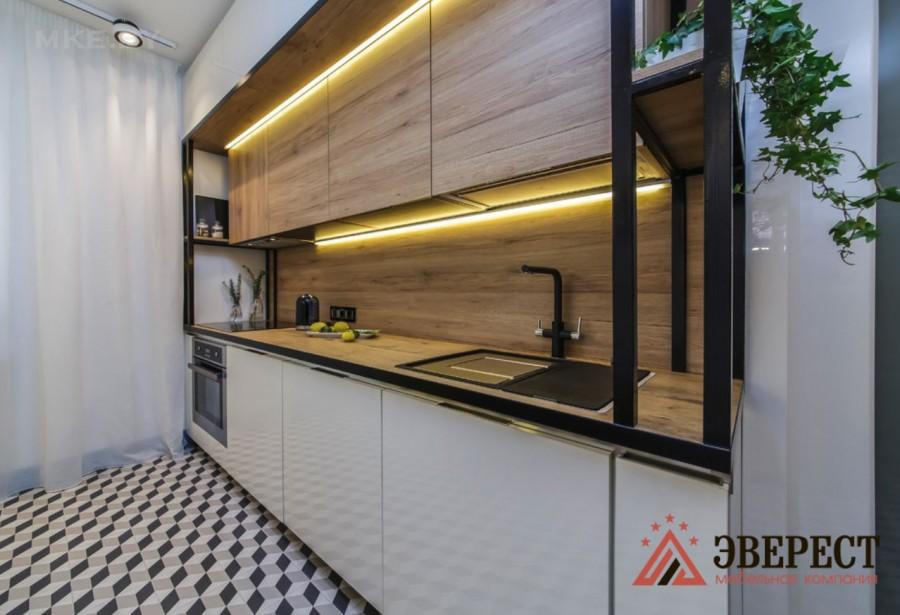 Кухня из пластика №103