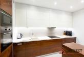 Кухня из пластика № 105
