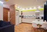 Кухня из акрила № 26