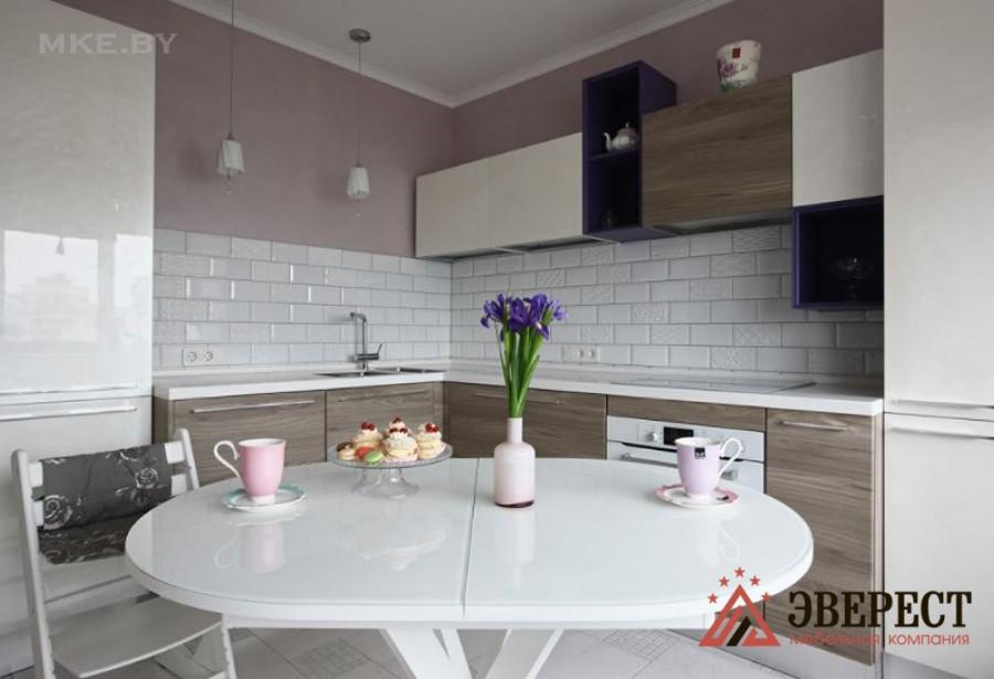 Угловая кухня №16