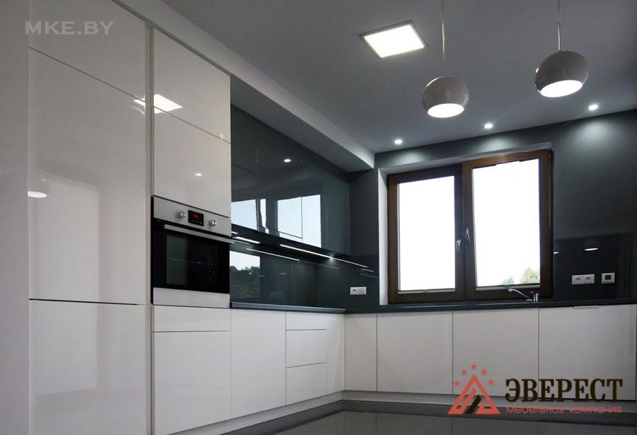 Угловая кухня №22