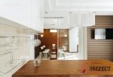 Кухня с барной стойкой №01