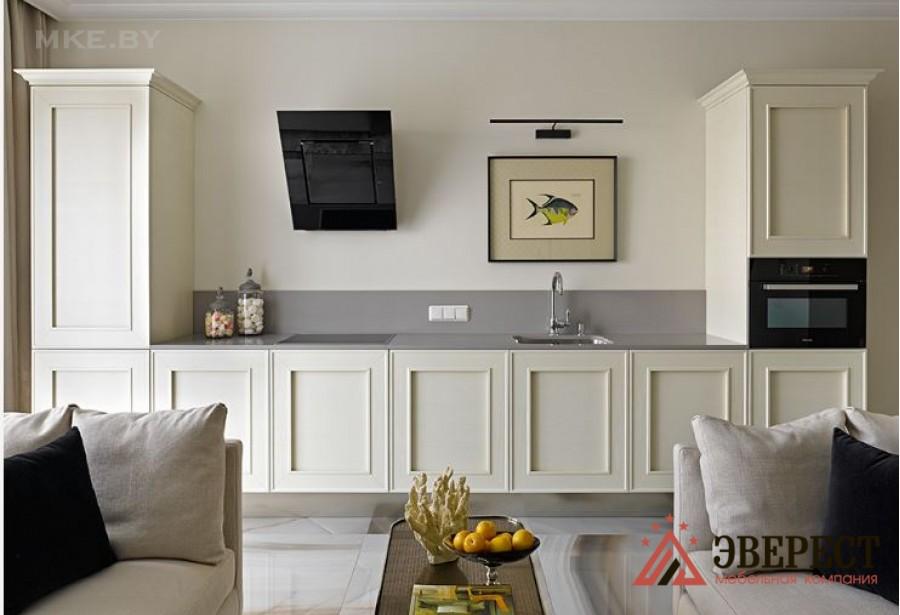 Прямая кухня №01