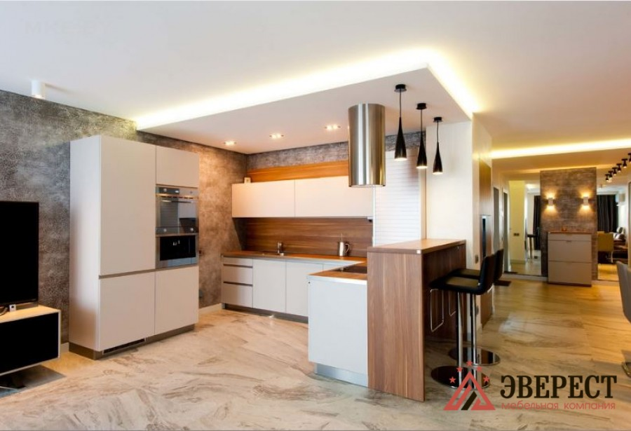 Прямая кухня №13