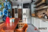 Прямая кухня №14