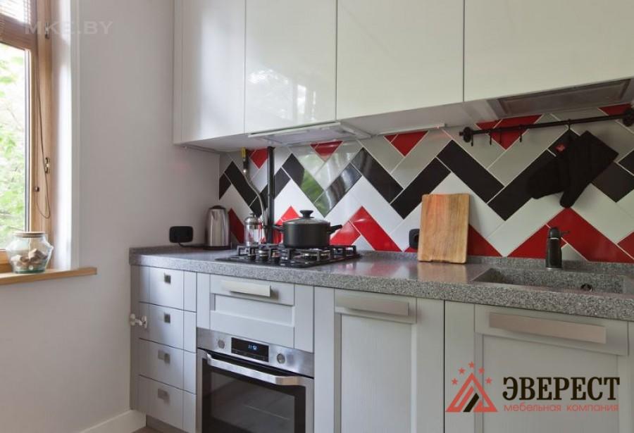 Прямая кухня №15
