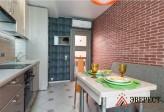 Прямая кухня №16