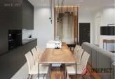 Прямая кухня №22