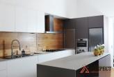 Кухня с островом №03
