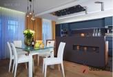 Кухня с островом №05
