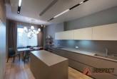 Кухня с островом №07