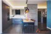 П - образная кухня №04