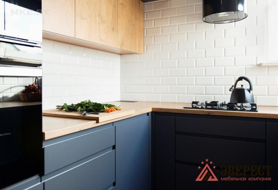П - образная кухня №14