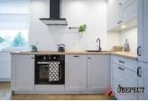 Угловая кухня №32