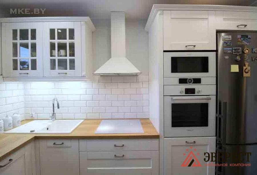 Угловая кухня №33