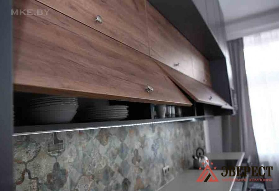 Прямая кухня № 24