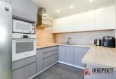 П - образная кухня №15