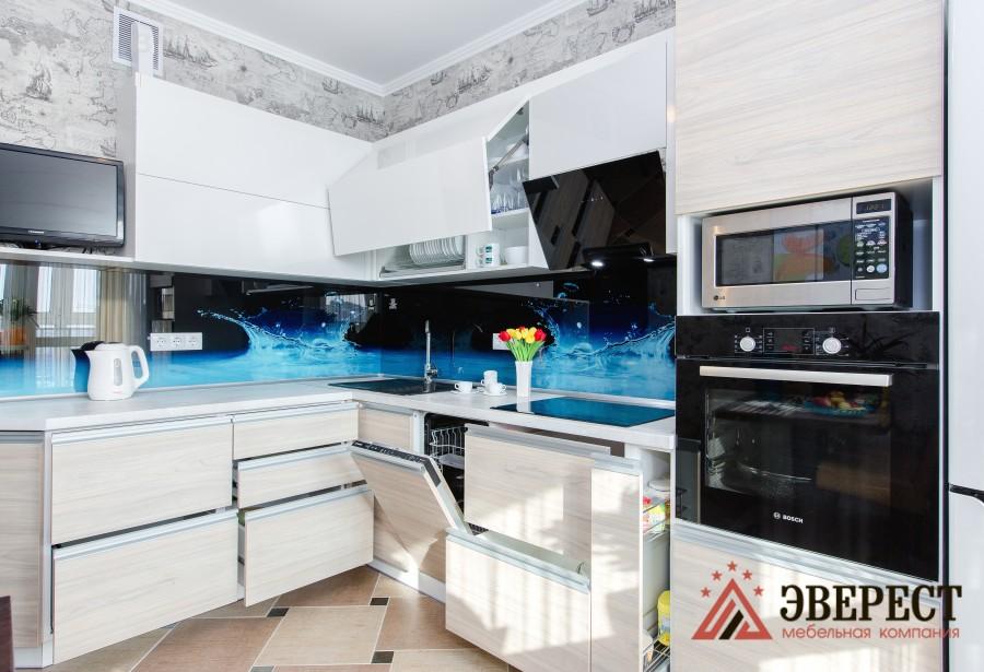 Угловая кухня №41