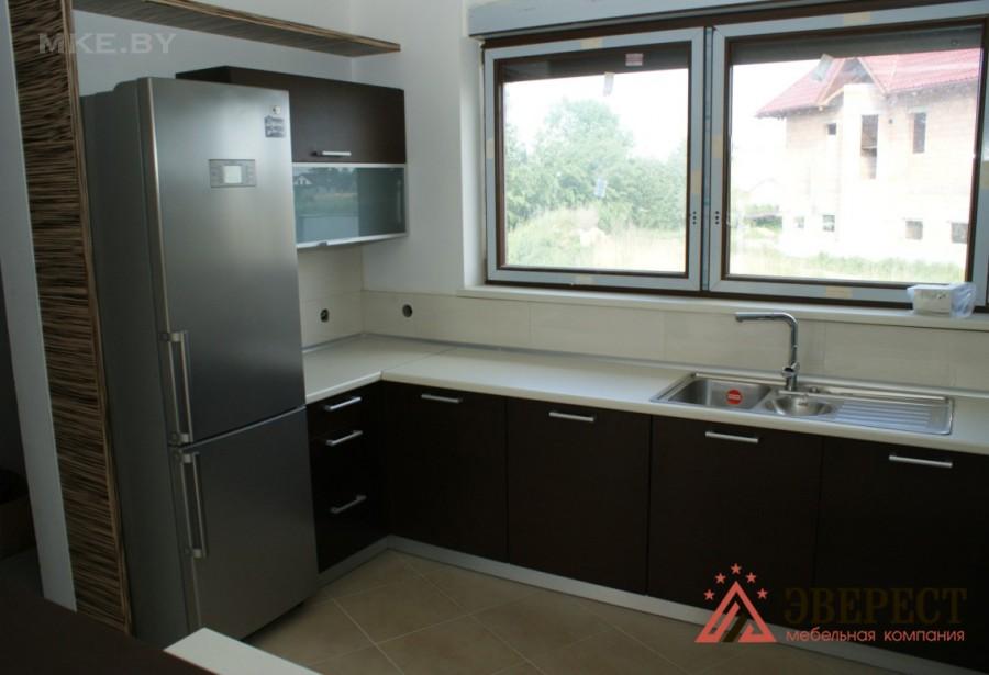 П - образная кухня №16