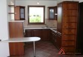 П - образная кухня №18