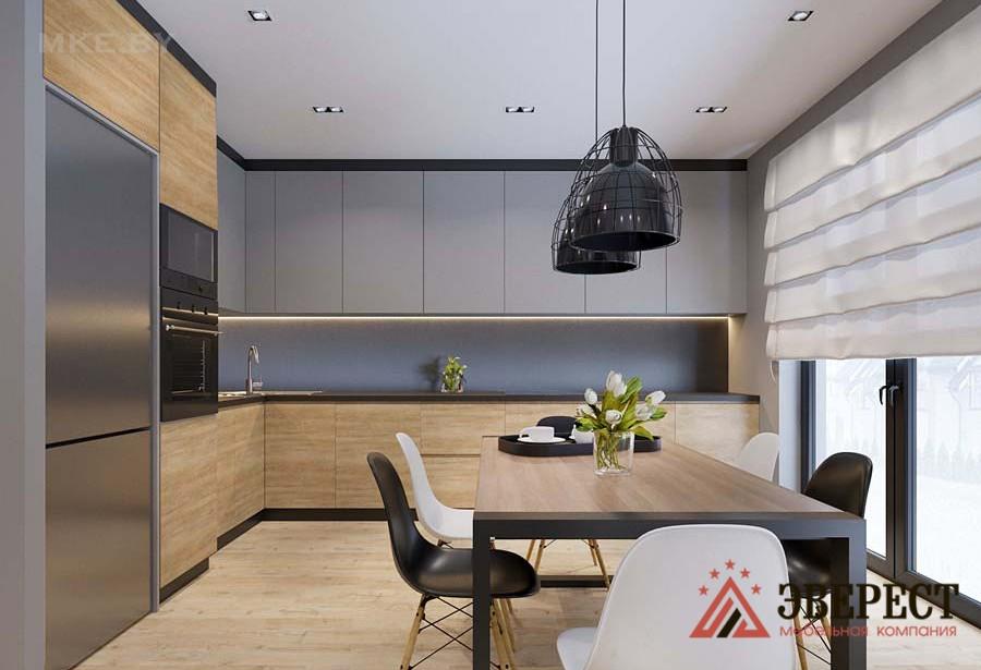 Угловая кухня №49